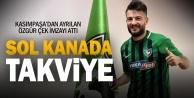 Yukatel Denizlispor, Özgür Çek#039;i transfer etti