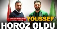 Yukatel Denizlispor, Tunuslu stoper Ben Youssef ile sezon sonuna kadar anlaştı