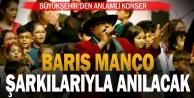 Barışma Manço Denizli#039;de şarkılarıyla anılacak