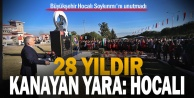 Büyükşehir Hocalı Soykırımı#039;nı unutmadı