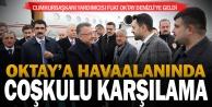 Cumhurbaşkanı Yardımcısı Fuat Oktay Denizlide