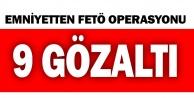 Denizli#039;de FETÖ operasyonu