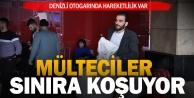 Denizli#039;den Edirne#039;ye mülteci hareketliliği