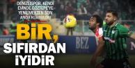Denizlispor Göztepe ile beraberliği son dakikalarda yakaladı: 1— 1
