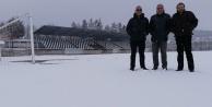 Kar yağışı nedeniyle 48 amatör maç ertelendi