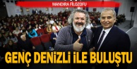 Mandıra Filozofu Müfit Can Saçıntı, Genç Denizli ile buluşuyor
