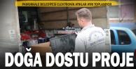 Pamukkale Belediyesi elektronik atıkları ayrı topluyor