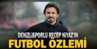 Denizlisporlu Recep Niyaz#039;ın futbol özlemi: