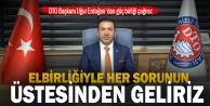 DTO Başkanı Uğur Erdoğan#039;dan güç birliği çağrısı