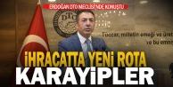 Erdoğan: İhracatta yeni rota Karayipler