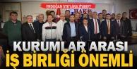 Erdoğan STK#039;ları ziyaret etti