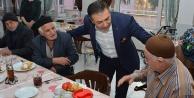 Erdoğandan huzurevi ziyareti