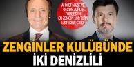 Forbesin 'En Zengin 100 Türk listesine Denizliden iki isim girdi