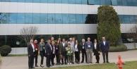 İnovasyon Derneği üyelerinden Vestel Citye ziyaret
