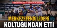 Merkezefendi Basket: 106, Hekim Fethiye Belediyespor: 88