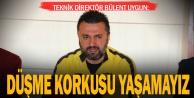 """Teknik Direktör Bülent Uygun: Hedefimiz ligi ilk 10da bitirmek"""""""