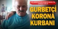80 yaşındaki adam Hollanda#039;da koronavirüsten öldü memleketinde toprağa verildi