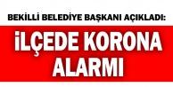Bekilli Belediye Başkanı Mustafa Çoban, Bekilli#039;de koronavirüs vakasının olduğunu açıkladı