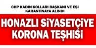 Honaz CHP Kadın Kolları başkanı Neşe Aras ve eşine korona teşhisi kondu