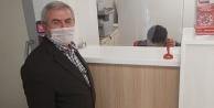 Umre parasını, Milli Dayanışma Kampanyası#039;na bağışladı
