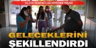 19.254 Öğrenci LGS Heyecanı Yaşadı
