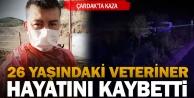 26 yaşındaki veteriner kazada hayatını kaybetti