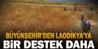Büyükşehirden Laodikya#039;ya bir destek daha