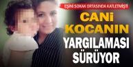 Hafize Kurbanı öldüren eşi yargılanıyor