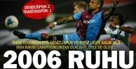 Denizlispor ligde kalmayı garantiledi gibi- Trabzon şampiyonluk fırsatını tepti