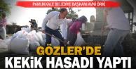 Pamukkale Belediye Başkanı Örki, Gözler'e gitti