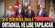 Pamukkale Belediyesi'nden Eğitime Büyük Destek