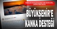 Denizli Büyükşehir#039;e kanka desteği