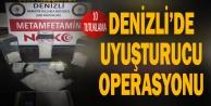 Denizli#039;de uyuşturucu operasyonunda 10 zanlı tutuklandı