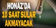 Honaz Kızılyer#039;de su kesintisi