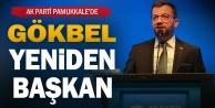 AK Parti Pamukkale İlçe Başkanı yeniden Uğur Gökbel oldu