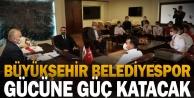 Büyükşehir Belediyespor gücüne güç katacak