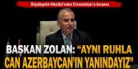 Büyükşehir Meclisinden Ermenistana kınama