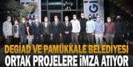 DEGİAD ve Pamukkale Belediyesi ortak projelere imza atıyor!