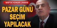 MHP il kongresi Pazar günü yapılacak