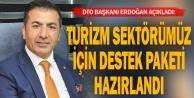 Başkan Erdoğan: Turizm sektörümüz için destek paketi hazırlandı