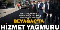 Başkan Zolan: Beyağaç'taki hizmet destanı devam ediyor