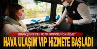 Hava Ulaşım VIP hizmete başladı