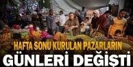 Merkezefendi ve Pamukkalede pazar yerlerine yasak ayarı