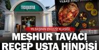 Yılbaşının en leziz klasiği; meşhur Tavacı Recep Usta Hindisi