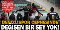 Denizlispor kendi evinde yine kaybetti
