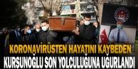 Kovid-19#039;dan vefat eden Türk Sağlık-Sen Denizli Şube Başkanı Kurşunoğlu son yolculuğuna uğurlandı