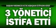 Denizlispor#039;da üç yönetici istifa etti