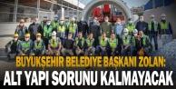 Başkan Osman Zolan, quot;Denizli#039;de altyapı sorunu yaşayan tek bir mahalle kalmayacak#039;#039;