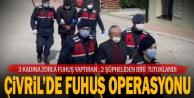 Denizli#039;de fuhşa aracılık yaptığı iddiasıyla 1 kişi tutuklandı