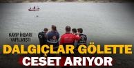 Denizli#039;de kayıp ihbarı yapılan kişi baraj göletinde aranıyor